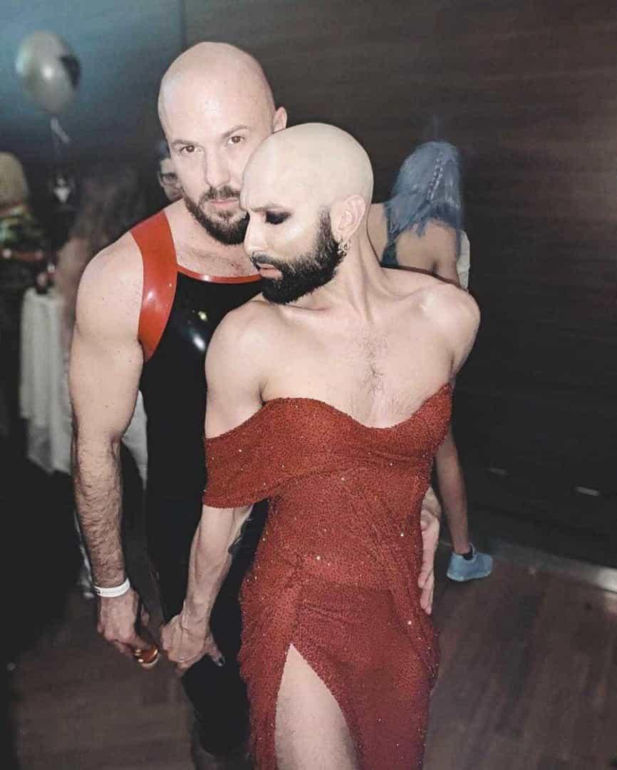 Conchita Wurst surpreende fãs com mudança radical!