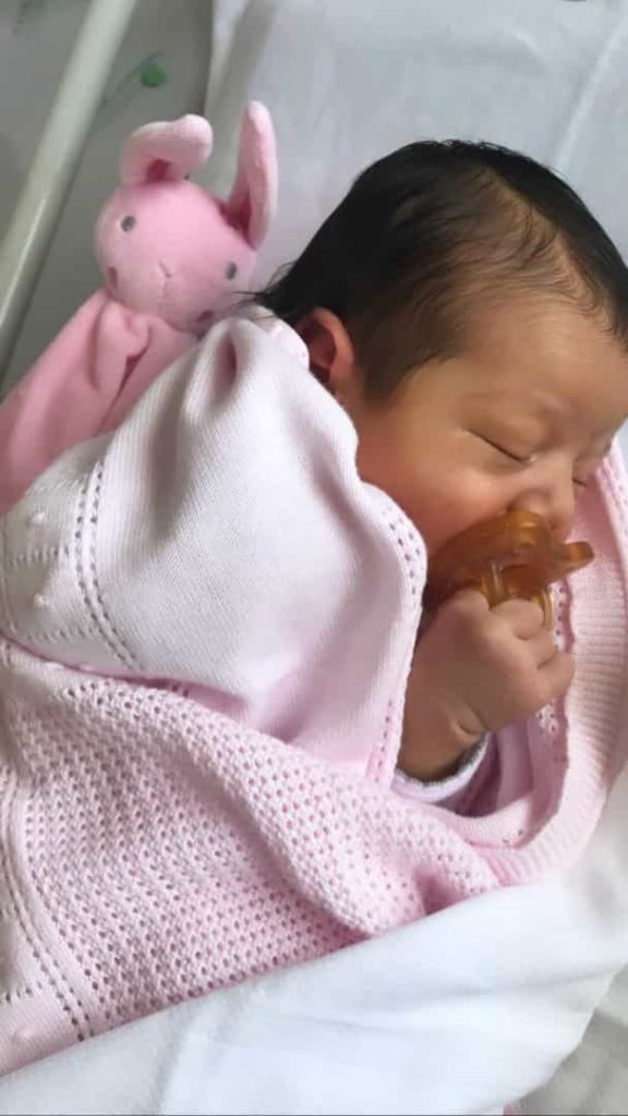 Liliana Filipa celebra primeiro aniversário da filha com fotografias inéditas!