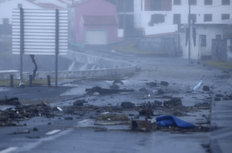 """Açores: """"Furacões não vão ocorrer com mais frequência mas vão ser cada vez mais fortes"""""""